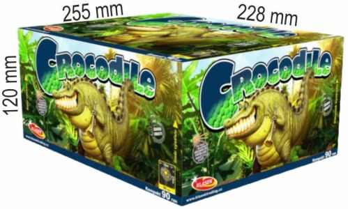 Crocodile 90rán 20mm