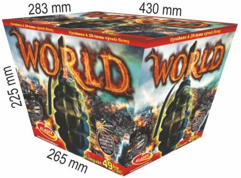 World 49rán 30mm šikmý V