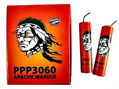 Apache Warrior petardy 6ks