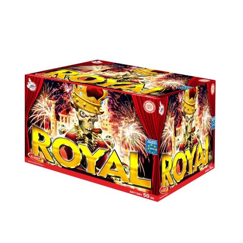 Royal 50rán 30mm kat.F3