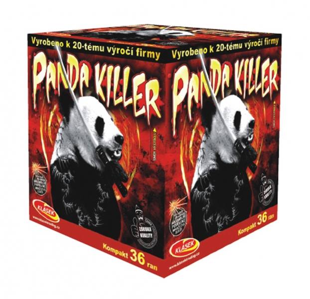 Panda Killer 36rán 30mm