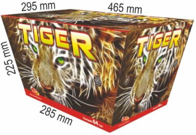 Tiger 64rán 30mm šikmý V+W