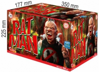 Ratman 50rán 30mm