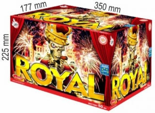Royal 50rán 30mm