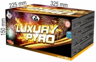 Luxury pyro 66rán 20mm šikmý I+V+W