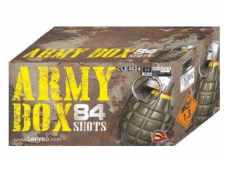 Army Box 84rán 30+48mm